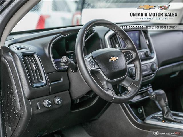 2019 Chevrolet Colorado LT (Stk: 12428A) in Oshawa - Image 18 of 37