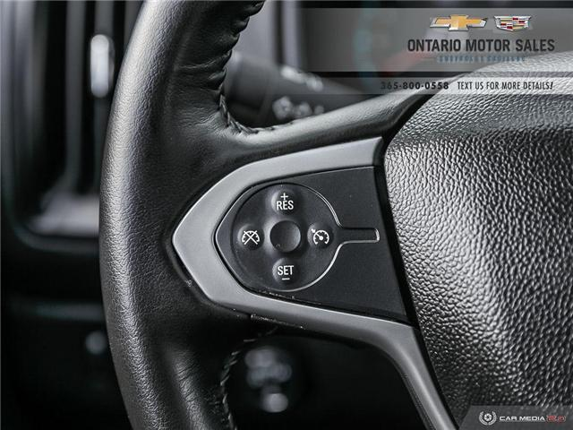2019 Chevrolet Colorado LT (Stk: 12428A) in Oshawa - Image 22 of 37