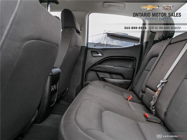 2019 Chevrolet Colorado LT (Stk: 12428A) in Oshawa - Image 30 of 37