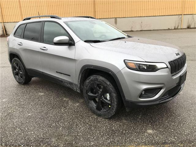 2019 Jeep Cherokee North (Stk: 19637) in Windsor - Image 1 of 12