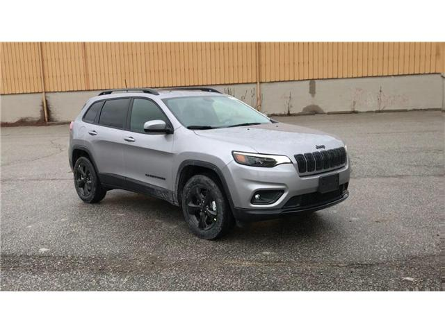 2019 Jeep Cherokee North (Stk: 19637) in Windsor - Image 2 of 12