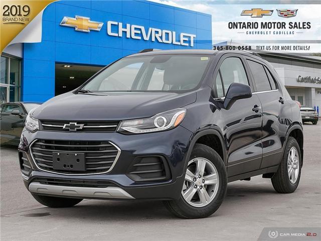 2019 Chevrolet Trax LT (Stk: 9301716) in Oshawa - Image 1 of 19