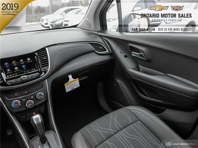 2019 Chevrolet Trax Lt Demo Awd True North Edition