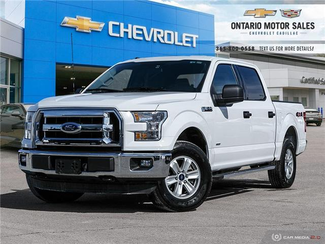 2016 Ford F-150 XLT (Stk: 169047A) in Oshawa - Image 1 of 37