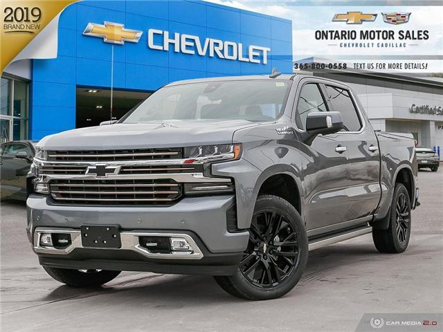 2019 Chevrolet Silverado 1500 High Country (Stk: T9283183) in Oshawa - Image 1 of 19