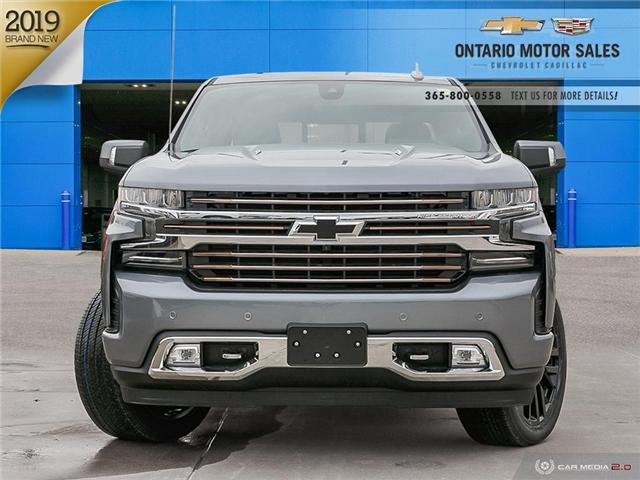 2019 Chevrolet Silverado 1500 High Country (Stk: T9283183) in Oshawa - Image 2 of 19