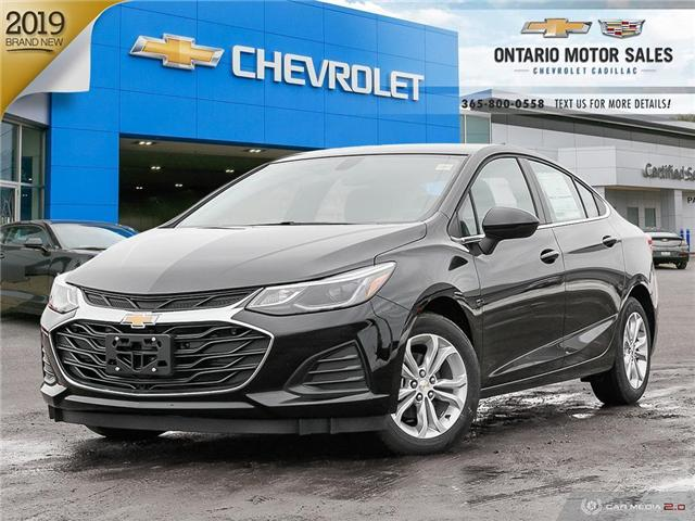 2019 Chevrolet Cruze LT (Stk: 9144022) in Oshawa - Image 1 of 19