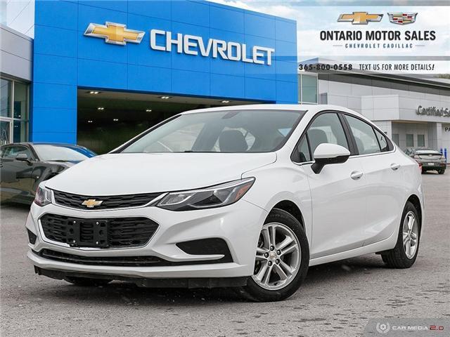 2018 Chevrolet Cruze LT Auto (Stk: 12472A) in Oshawa - Image 1 of 36