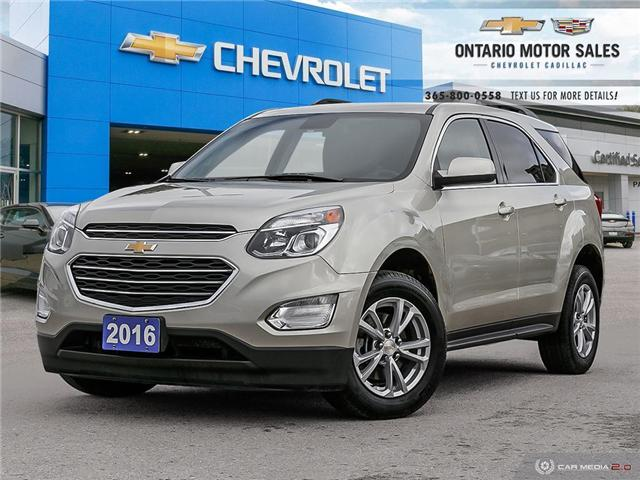 2016 Chevrolet Equinox LT (Stk: 140558A) in Oshawa - Image 1 of 37