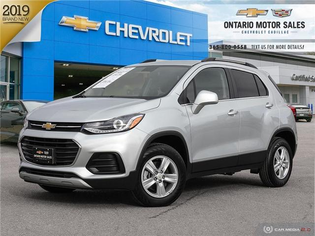 2019 Chevrolet Trax LT (Stk: 9126870) in Oshawa - Image 1 of 20