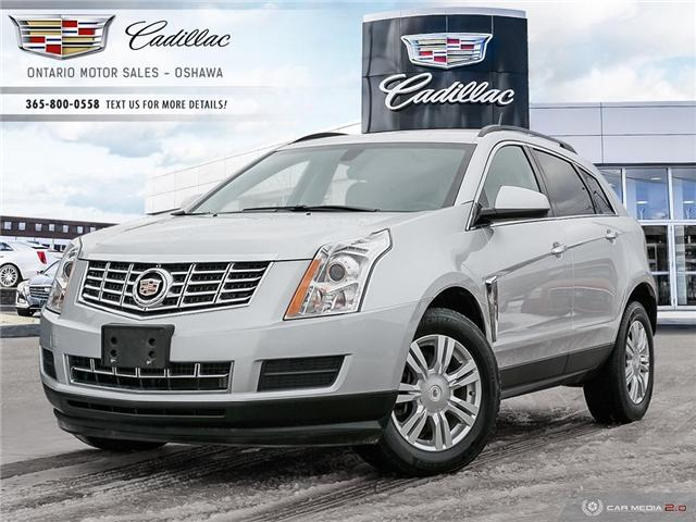 2015 Cadillac SRX Base (Stk: 12450A) in Oshawa - Image 1 of 37