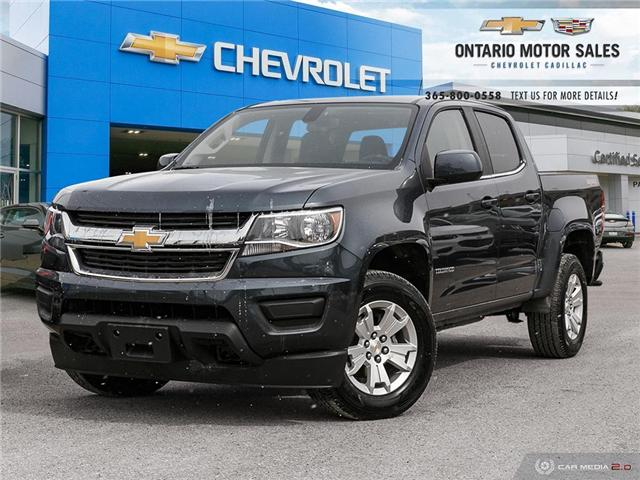 2019 Chevrolet Colorado LT (Stk: 12453A) in Oshawa - Image 1 of 35