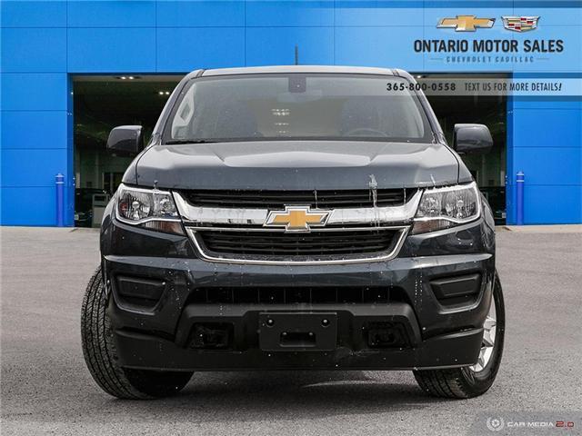 2019 Chevrolet Colorado LT (Stk: 12453A) in Oshawa - Image 3 of 35