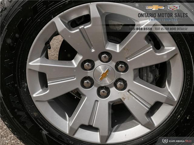 2019 Chevrolet Colorado LT (Stk: 12453A) in Oshawa - Image 9 of 35