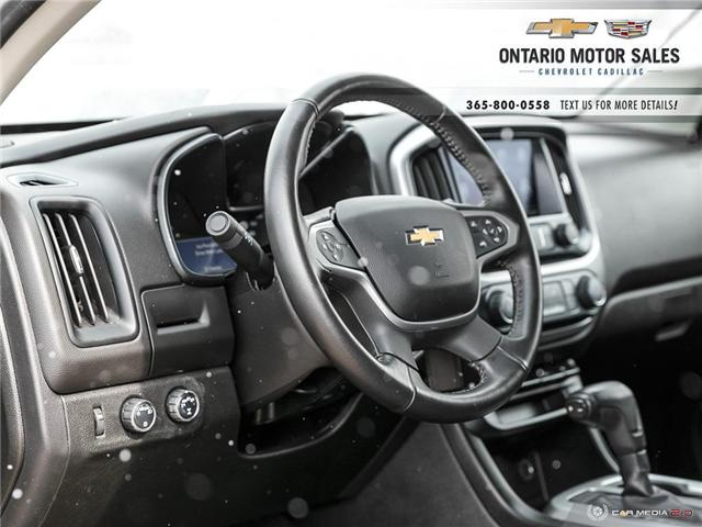 2019 Chevrolet Colorado LT (Stk: 12453A) in Oshawa - Image 15 of 35