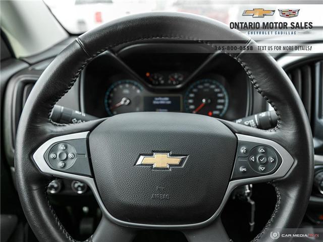 2019 Chevrolet Colorado LT (Stk: 12453A) in Oshawa - Image 17 of 35