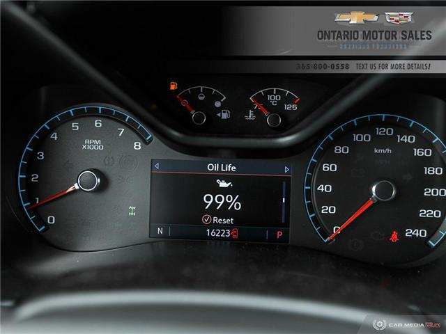 2019 Chevrolet Colorado LT (Stk: 12453A) in Oshawa - Image 18 of 35