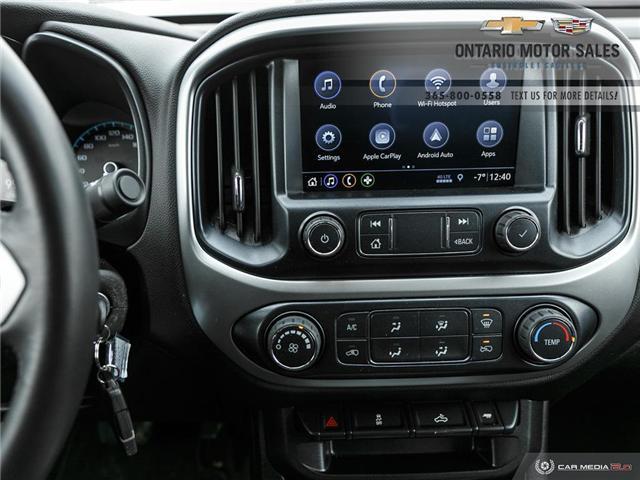 2019 Chevrolet Colorado LT (Stk: 12453A) in Oshawa - Image 22 of 35