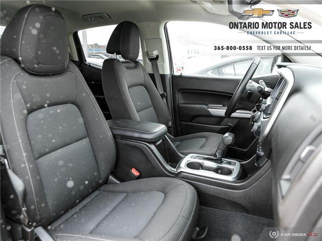 2019 Chevrolet Colorado LT (Stk: 12453A) in Oshawa - Image 26 of 35