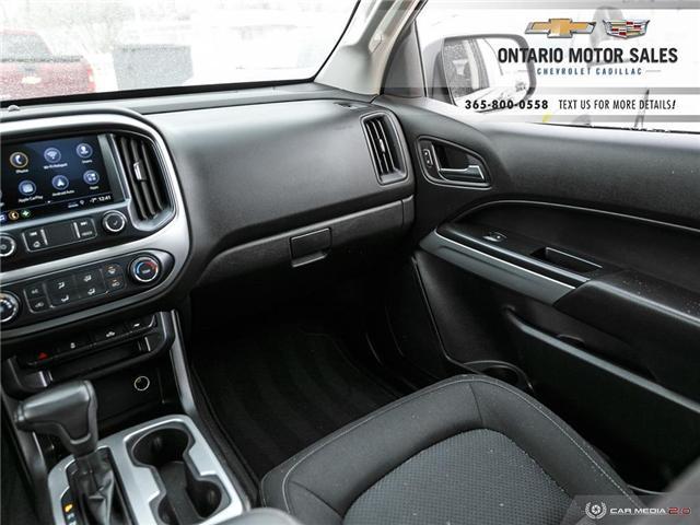 2019 Chevrolet Colorado LT (Stk: 12453A) in Oshawa - Image 30 of 35