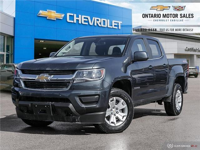 2019 Chevrolet Colorado LT (Stk: 12452A) in Oshawa - Image 1 of 37