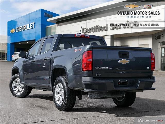2019 Chevrolet Colorado LT (Stk: 12452A) in Oshawa - Image 5 of 37