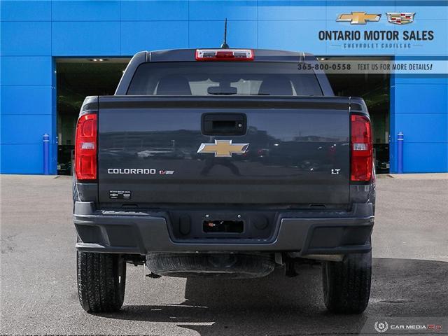 2019 Chevrolet Colorado LT (Stk: 12452A) in Oshawa - Image 7 of 37