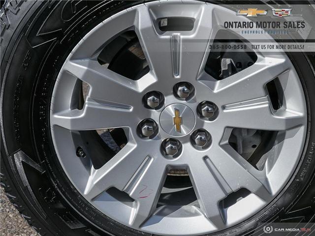 2019 Chevrolet Colorado LT (Stk: 12452A) in Oshawa - Image 9 of 37