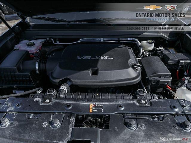 2019 Chevrolet Colorado LT (Stk: 12452A) in Oshawa - Image 11 of 37