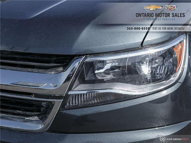 2019 Chevrolet Colorado LT (Stk: 12452A) in Oshawa - Image 14 of 37