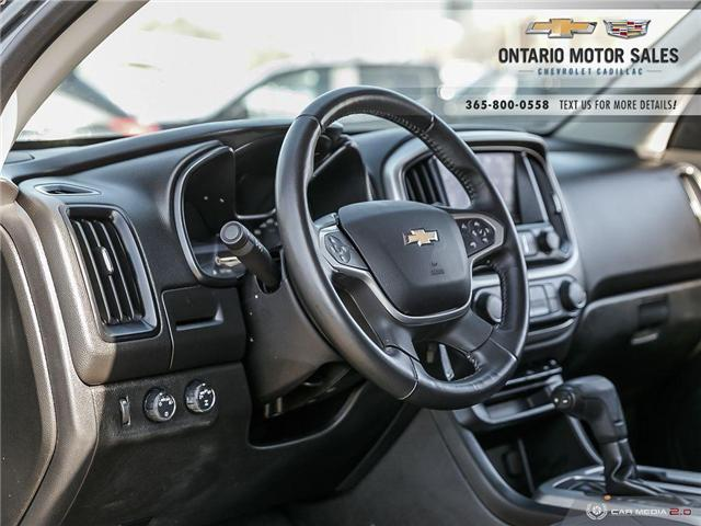 2019 Chevrolet Colorado LT (Stk: 12452A) in Oshawa - Image 18 of 37