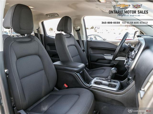 2019 Chevrolet Colorado LT (Stk: 12452A) in Oshawa - Image 28 of 37