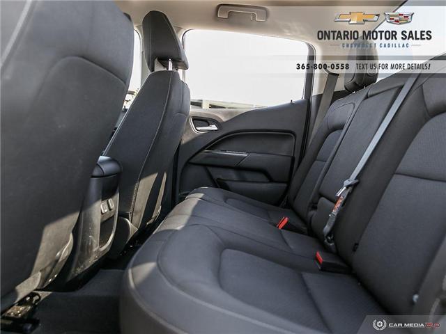 2019 Chevrolet Colorado LT (Stk: 12452A) in Oshawa - Image 30 of 37
