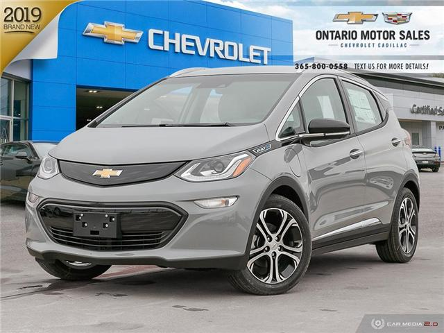 2019 Chevrolet Bolt EV Premier (Stk: 9120830) in Oshawa - Image 1 of 19