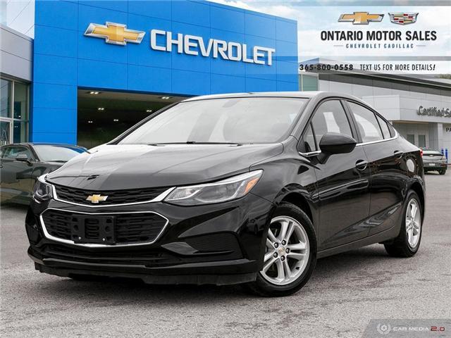 2018 Chevrolet Cruze LT Auto (Stk: 12454A) in Oshawa - Image 1 of 37