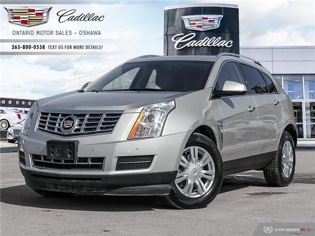 2013 Cadillac SRX Luxury Collection (Stk: 201486A) in Oshawa - Image 1 of 37