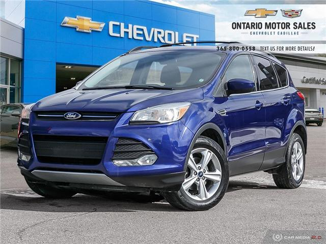 2013 Ford Escape SE (Stk: 159576B) in Oshawa - Image 1 of 37
