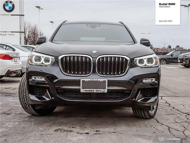 2019 BMW X3 xDrive30i (Stk: T94868) in Hamilton - Image 2 of 26