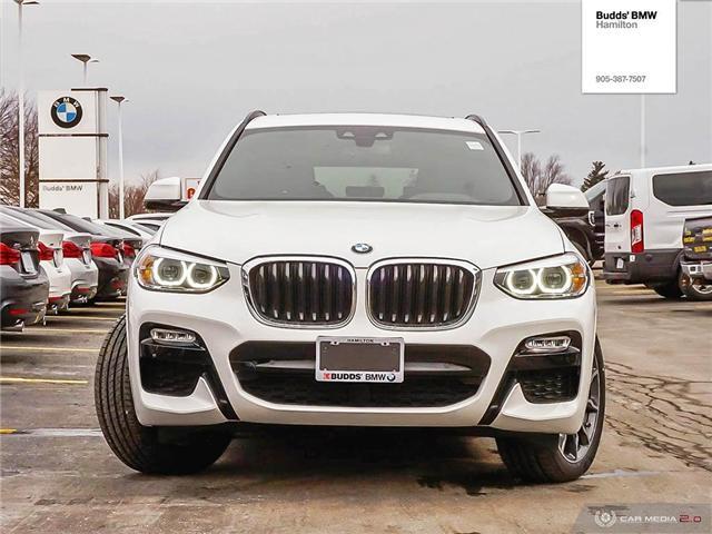 2019 BMW X3 xDrive30i (Stk: T89891) in Hamilton - Image 2 of 27