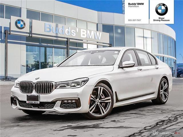2019 BMW 750i xDrive (Stk: B89892) in Hamilton - Image 1 of 27