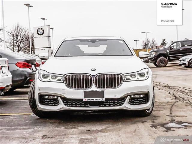 2019 BMW 750i xDrive (Stk: B89892) in Hamilton - Image 2 of 27