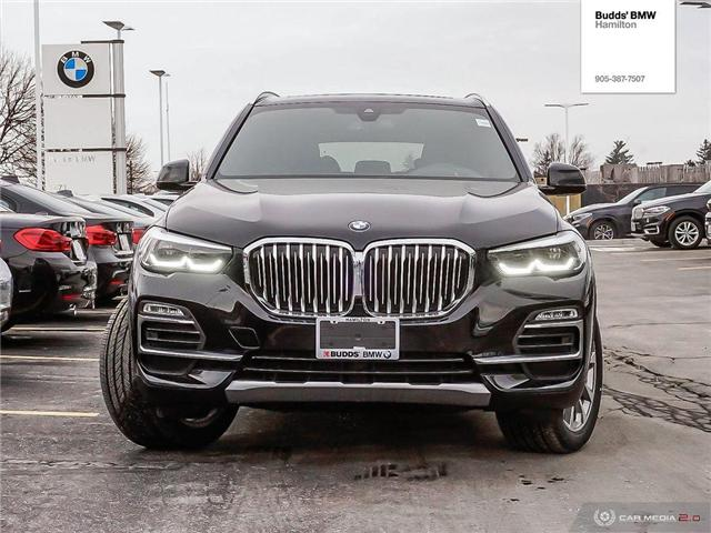 2019 BMW X5 xDrive40i (Stk: T89885) in Hamilton - Image 2 of 25