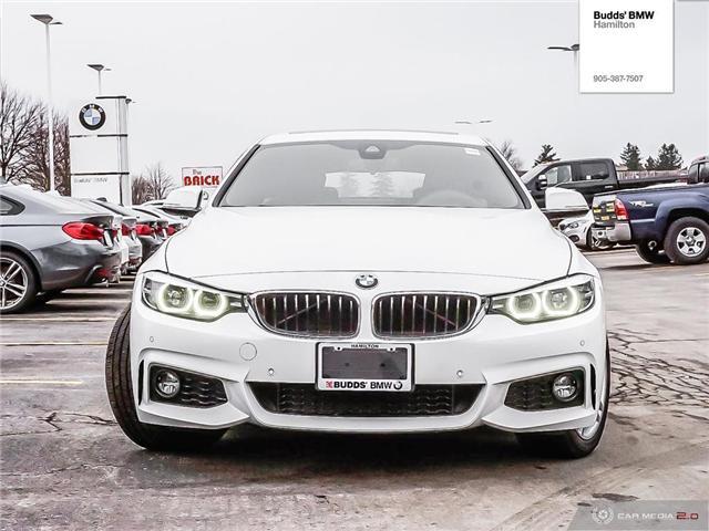 2019 BMW 430i xDrive Gran Coupe  (Stk: B85937) in Hamilton - Image 2 of 27