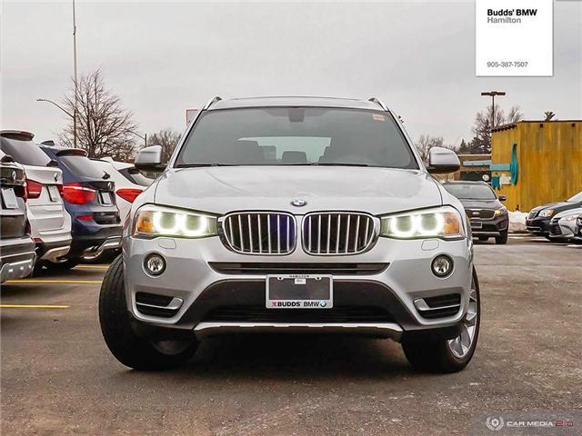 2017 BMW X3 xDrive28i (Stk: T76647PA) in Hamilton - Image 2 of 25