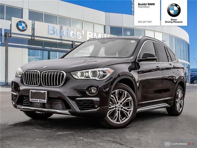 2019 BMW X1 xDrive28i (Stk: T88629) in Hamilton - Image 1 of 25
