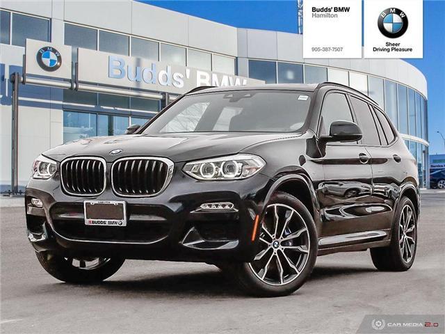 2019 BMW X3 xDrive30i (Stk: T89051) in Hamilton - Image 1 of 25