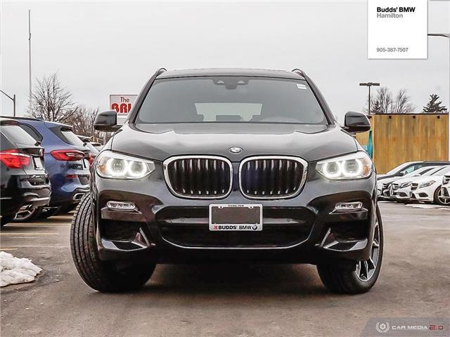 2019 BMW X3 xDrive30i (Stk: T89051) in Hamilton - Image 2 of 25