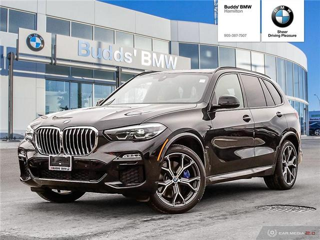 2019 BMW X5 xDrive40i (Stk: T87520) in Hamilton - Image 1 of 26