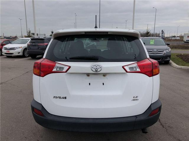 2014 Toyota RAV4  (Stk: D182968A) in Mississauga - Image 6 of 19
