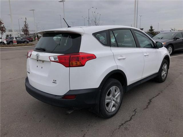 2014 Toyota RAV4  (Stk: D182968A) in Mississauga - Image 7 of 19